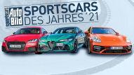 Sportscars des Jahres Wahl 2021