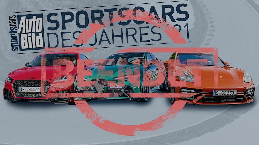 Wahl der Sportscars des Jahres 2021