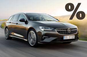 Opel Insignia Sports Tourer (2021): Rabatt