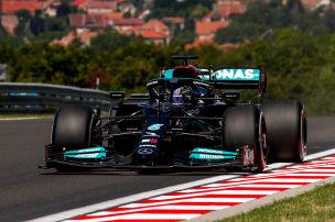 Formel 1: Qualifying Ungarn GP
