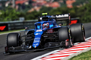 Formel 1: GP Ungarn