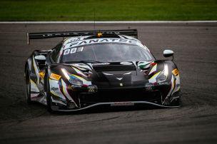 Ferrari knackt Audi im Regen-Krimi