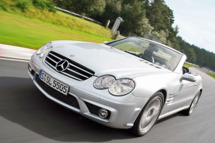Mercedes-Benz SL 55 AMG (R 230)