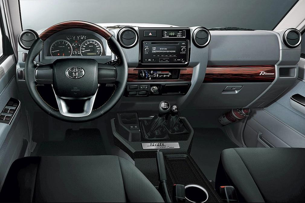 Toyota Land Cruiser 70 Anniversary