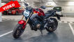 "Honda CB650R im ""Garagen-Check"""