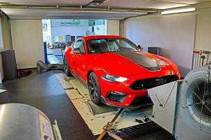700 PS und 300 km/h im Mustang Mach 1