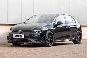 H&R VW Golf 8 R (2021): Tuning