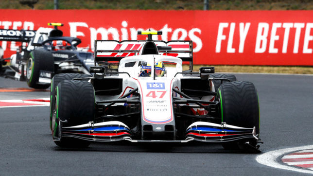 Formel 1: Steiner, Schumacher