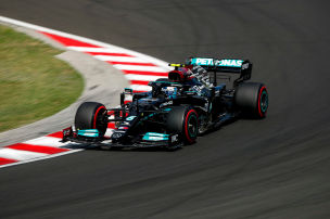 Formel 1: Valtteri Bottas, Mercedes