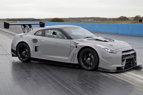 Nissan GT-R JRM GT23 by JR-Motorsport