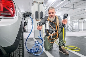 Kabel für E-Autos
