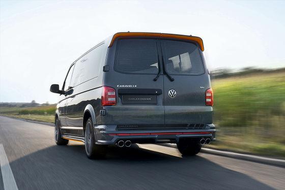 Carlex VW T6 Limited Edition