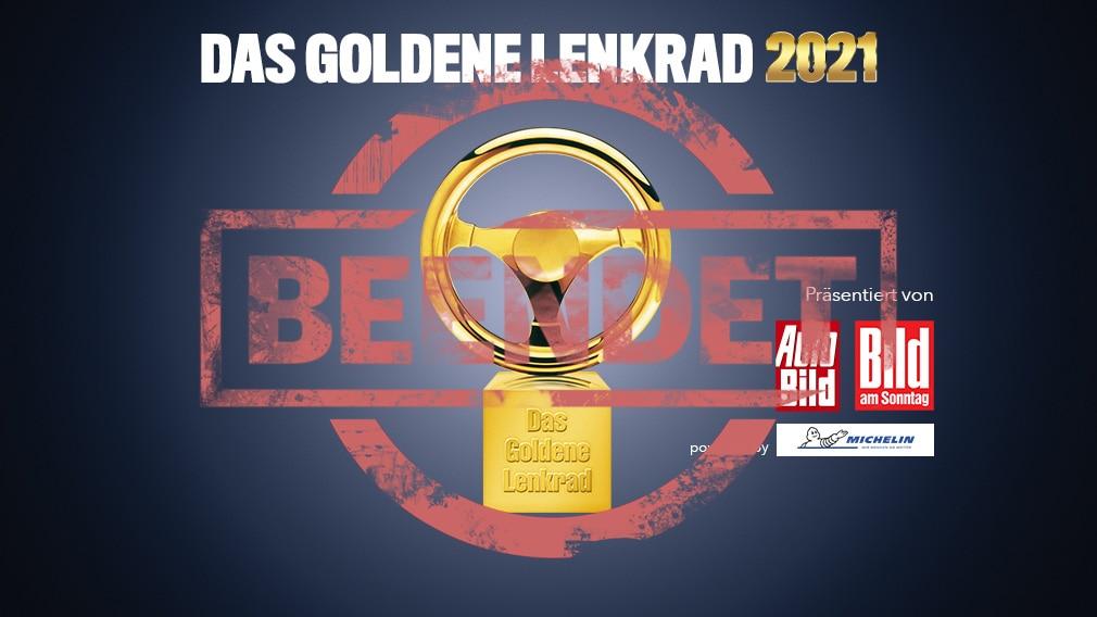 Das Goldene Lenkrad 2021