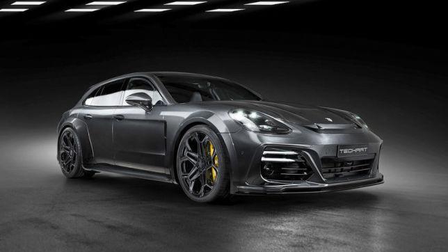 Techart GrandGT/Porsche Panamera