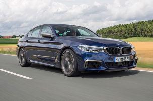 530 PS starken BMW M550i g�nstig leasen