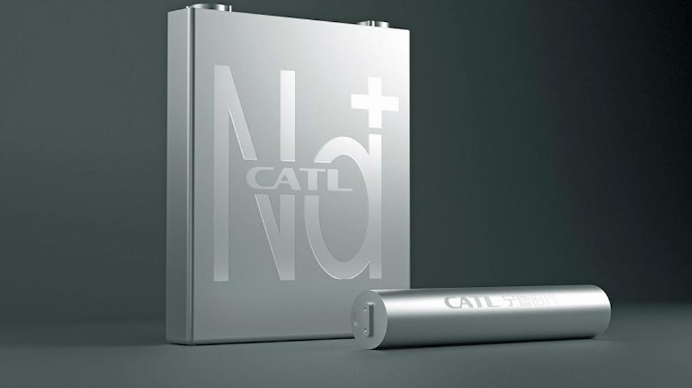 Natrium-Ionen-Akku von CATL