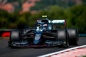 Fix: Aston Martin geht f�r Vettel in Berufung