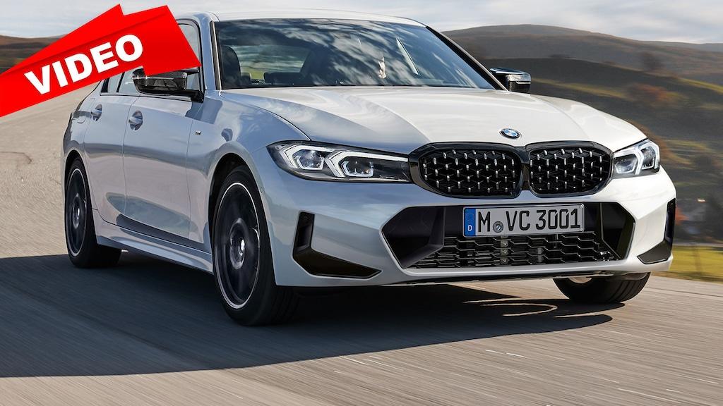 Frische-Kur für den BMW 3er