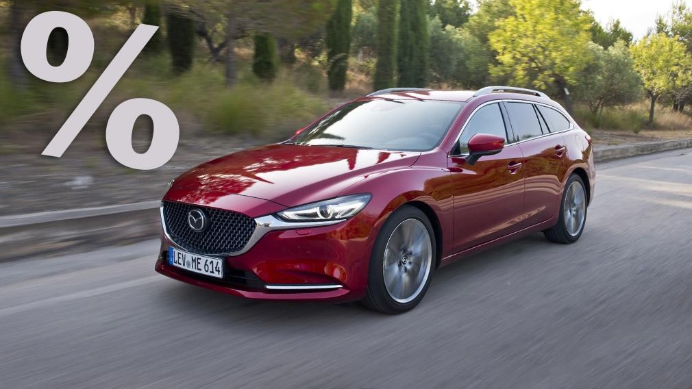 Mazda 6 - Carwow