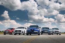 Mercedes GLC-Klasse  220 d 4Matic Coupé        Audi Q5 Sportback 40 TDI quattro           Alfa Romeo Stelvio 2.2 Diesel Q4      BMW X4 xDrive20d               Jaguar F-Pace D200 AWD