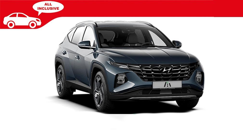 Hyundai New Tucson Trend 4x4 -  Auto Abo All Inclusive