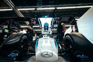 Formel E: Berlin, Finale