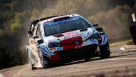 WRC: Rallye Belgien