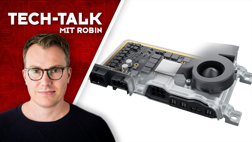 Aufmacher Tech-Talk mit Robin  ZF ProAI