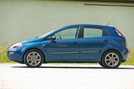 Fiat Punto 1.3 Multijet S&S R4 Turbo 5türer