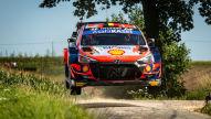 WRC: Rallye in Belgien