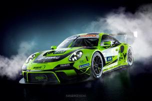 Porsche f�hrt jetzt DTM