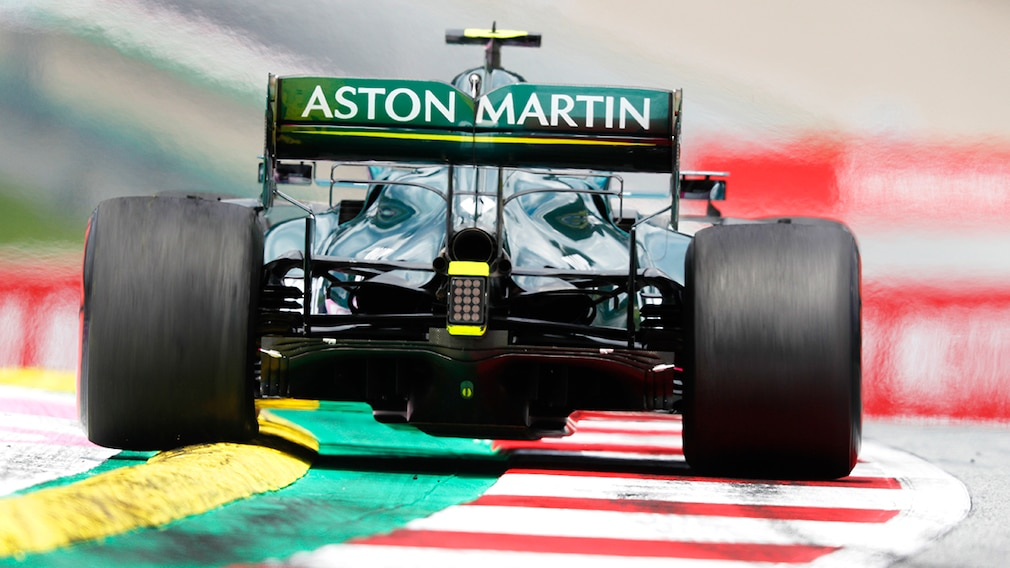 Formel 1 Vettels Aston Martin Wird Nicht Weiterentwickelt Auto Bild