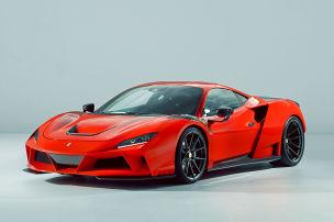 Novitec N-Largo Ferrari F8 Tributo: Tuning