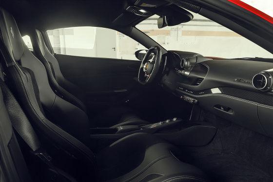 NOVITEC N-LARGO - Ferrari F8 Tributo