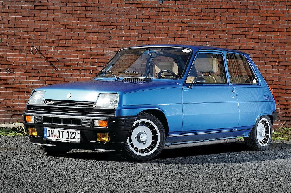 Renault Clio R5 Alpine Turbo