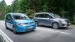 Renault Kangoo vs. VW Caddy: Test