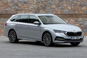 Octavia iV Combi f�r nur 59 Euro leasen