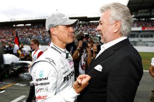 Schumachers Spa-Deb�t: Weber blickt zur�ck