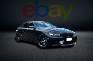 BMW M5 F10 Hamann (2013): gebraucht