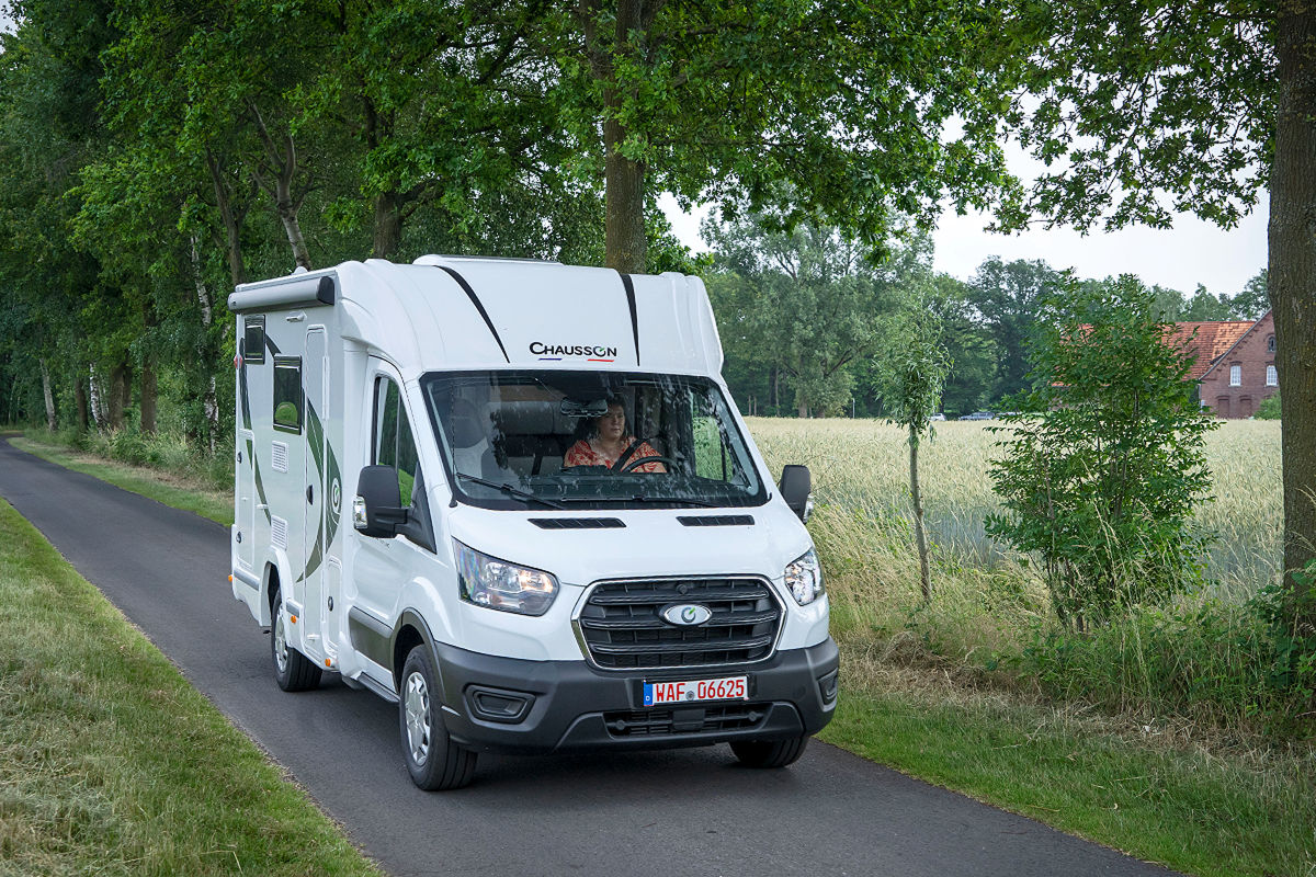 Chausson S514 First Line