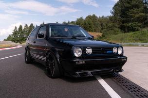 Tuning Trophy Germany (2021): VW Golf 2 CL