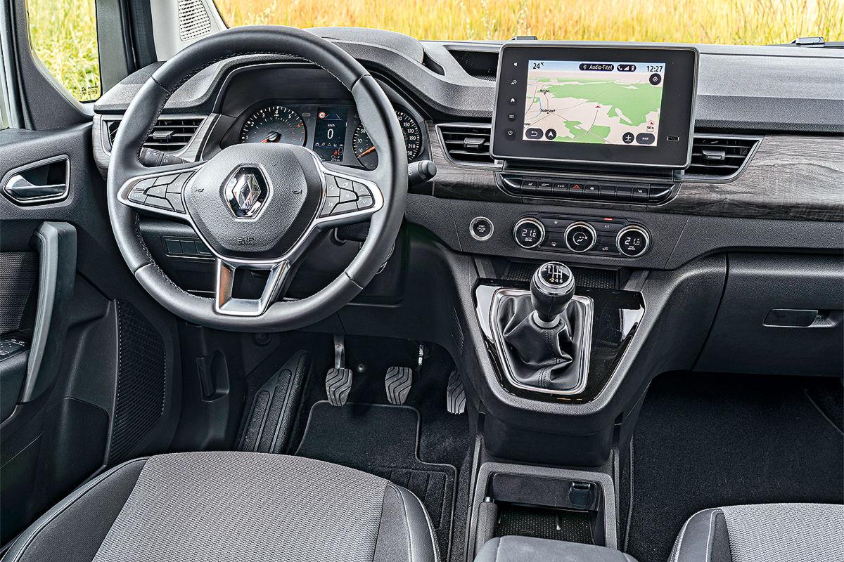 Renault Kangoo Intens TCe 130