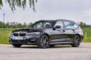 BMW 320e Touring g�nstig privat leasen