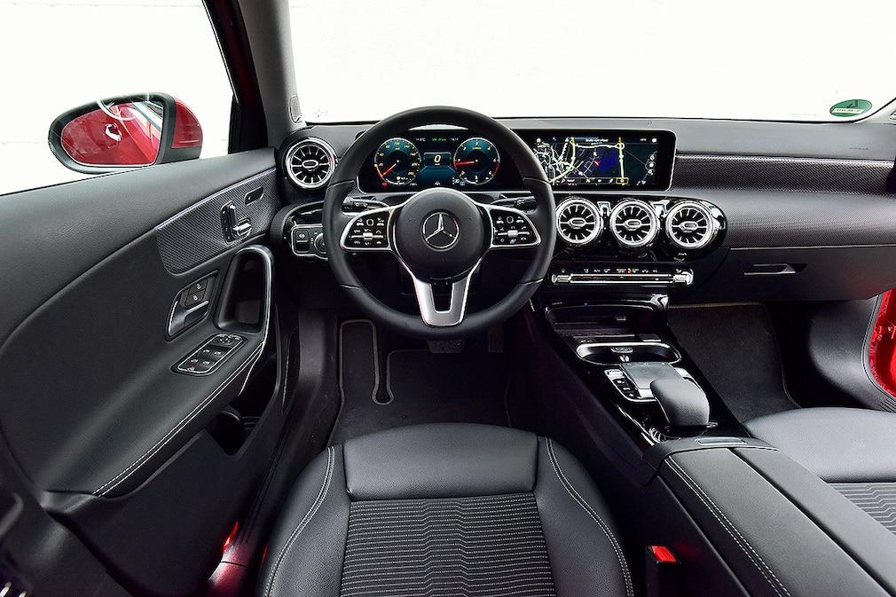 Mercedes A-Klasse 220 d