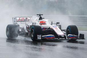 Spott und Kritik: Haas lacht �ber schnellste Runde