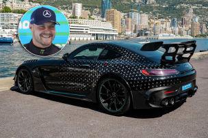 Bottas bekommt Mercedes-AMG Black Series