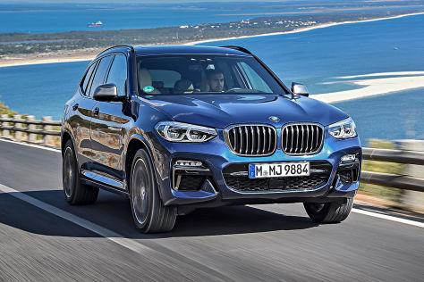 BMW X3 M40i   !!! SPERRFRIST 16. Oktober 2017  00:01  Uhr !!!