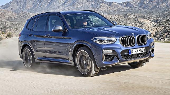 BMW X3 M40d: Leasing