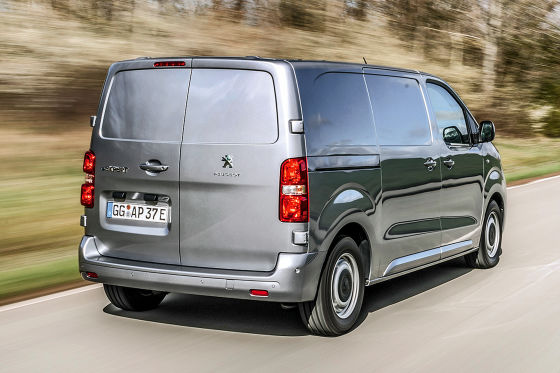 Peugeot e-Expert L2