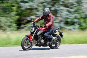 Ist die CB650R ein Bike f�r alle F�lle?